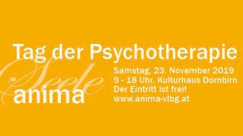 "23/11/2019 – Psychotherapie-Messe ""Anima"""