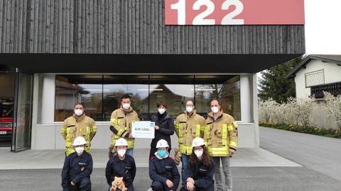Feuerwehrjugend Lustenau