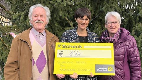 Seniorenbund Thüringen feiert Weihnachten