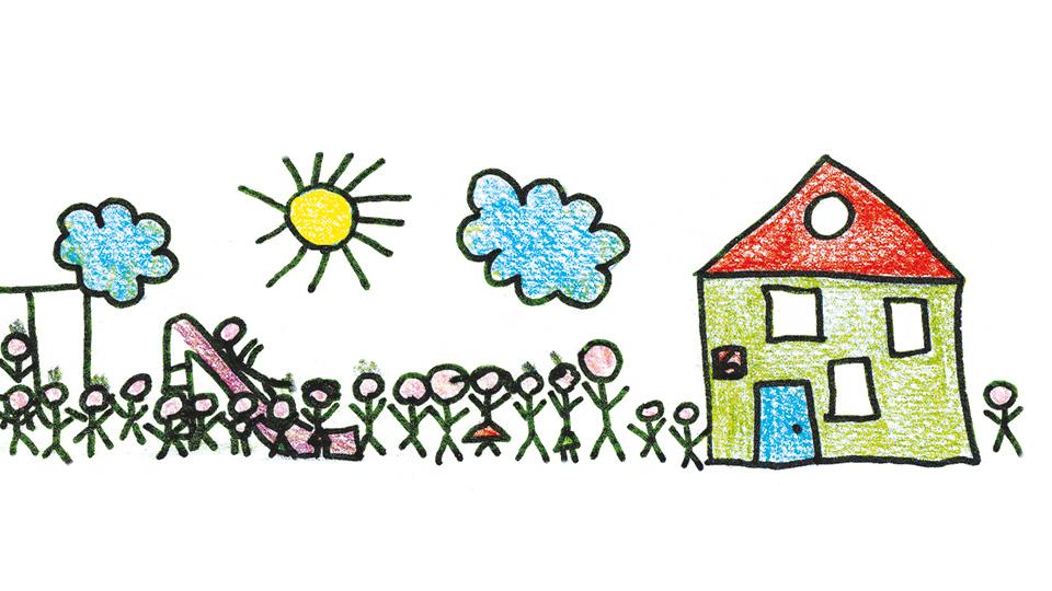 Gesunde Nachbarschaft – von klein auf