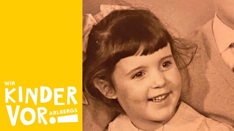 Mit fünf Geschwistern aufgewachsen lernte Andrea Rüdisser-Sagmeister früh, sich durchzusetzen. Lachen, weinen, streiten – es ging turbulent zu in ihrer Kinderwelt.